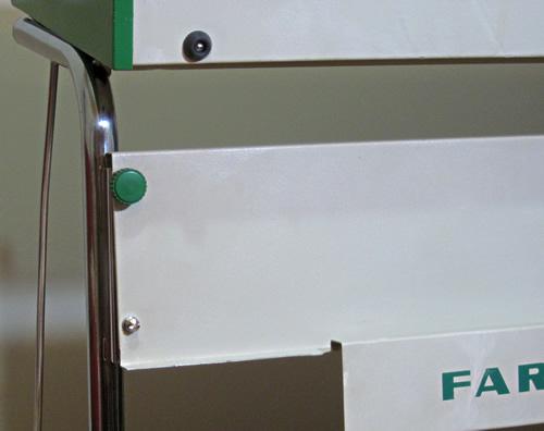 Farfisa FAST3 メンテナンス5_e0045459_21383554.jpg
