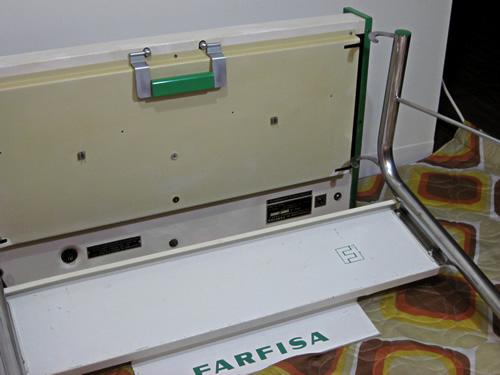 Farfisa FAST3 メンテナンス5_e0045459_21445234.jpg