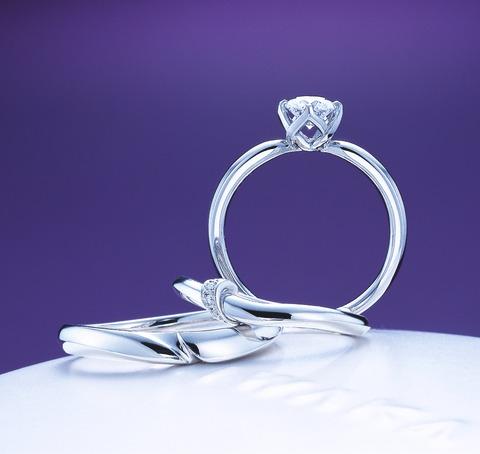 指輪の存在は、今日の幸せを蜃気楼で終わらせないのです。~俄の婚約指輪のエピソード~_f0118568_23384399.jpg