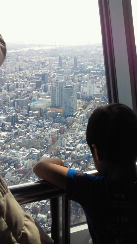 日本が誇るもの☆スカイツリーと「富士山うたごよみ」_e0160269_1532329.jpg