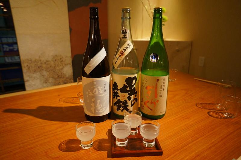 2013年 第一弾 唎き酒セット_a0279674_21558100.jpg