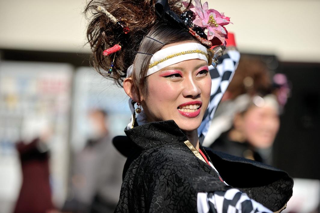 2013吾妻さんよさこい「銀輪舞隊」_f0184198_23534930.jpg