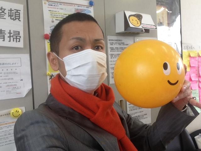 トミー 朝礼 GOOD&NEW_b0127002_14524541.jpg