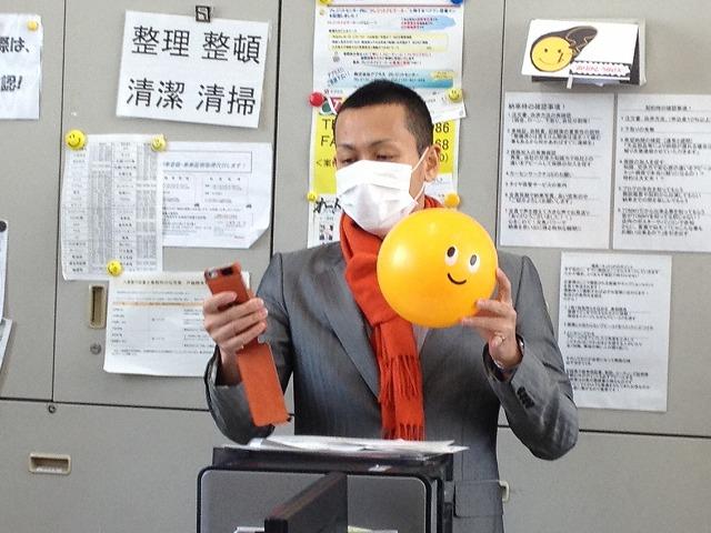 1月22日(火) 阿部ちゃんニコニコブログ★ランクル ハマー QX56 アルファード★_b0127002_18324080.jpg