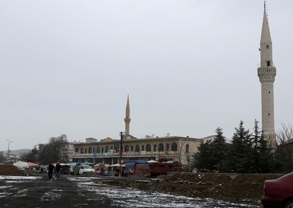 トルコ旅行  カッパドキアの地下都市_e0154202_20142197.jpg