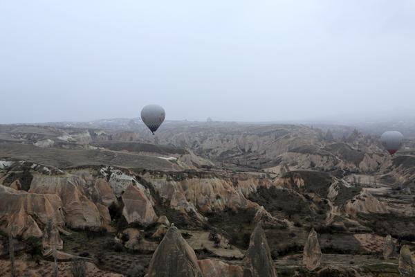 トルコ旅行   気球に乗った☆_e0154202_21573725.jpg