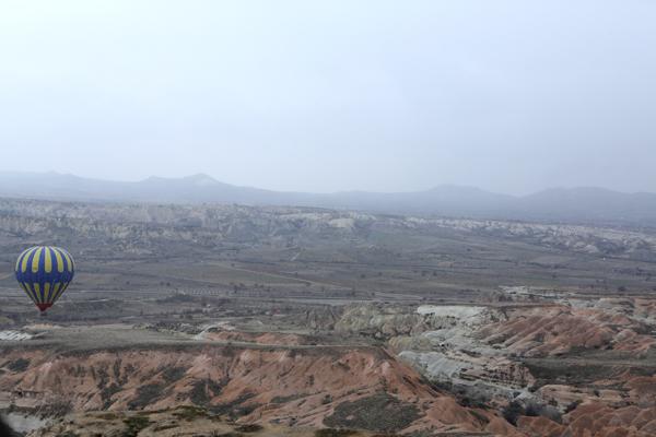 トルコ旅行   気球に乗った☆_e0154202_21582965.jpg