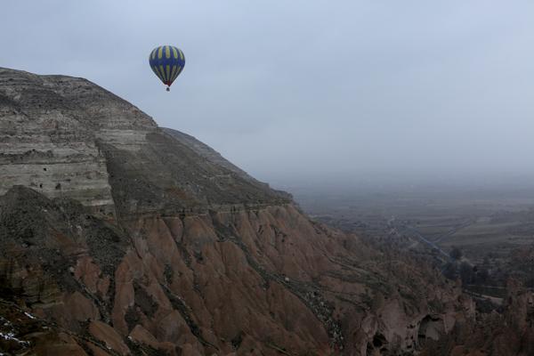 トルコ旅行   気球に乗った☆_e0154202_2159493.jpg