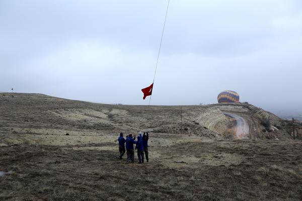 トルコ旅行   気球に乗った☆_e0154202_2213150.jpg