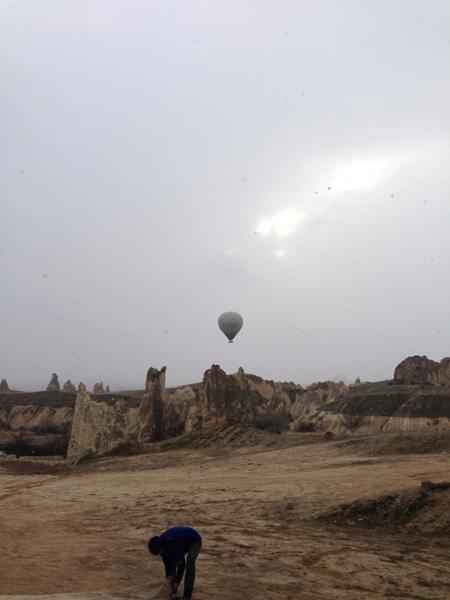 トルコ旅行   気球に乗った☆_e0154202_2242389.jpg
