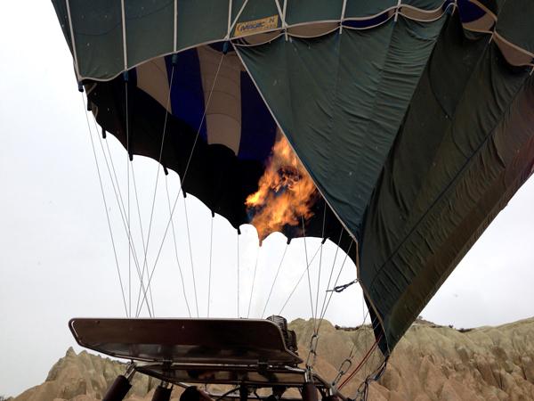 トルコ旅行   気球に乗った☆_e0154202_224585.jpg