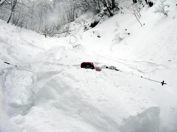 2013.01.20(日) スノシューハイキング氷ノ山_a0062810_1019155.jpg
