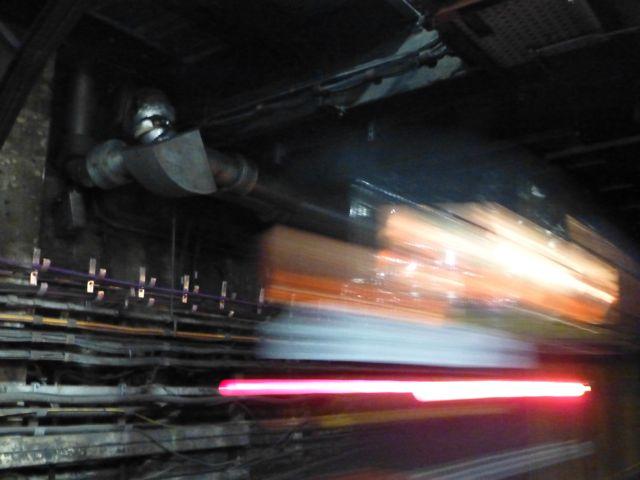 ロンドンの地下鉄150周年記念_f0096017_3215525.jpg