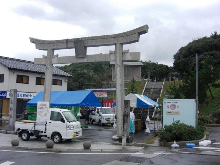 白兎神社①~初冬の旅行2012④~_b0081121_6512995.jpg