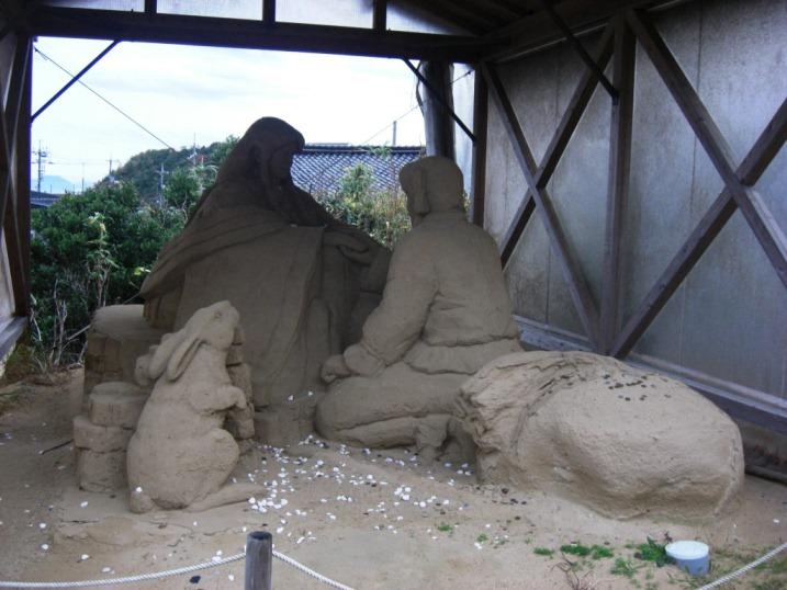 白兎神社①~初冬の旅行2012④~_b0081121_6541195.jpg