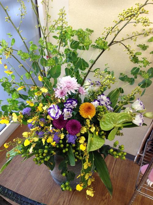 今週のお花とセール情報_a0200423_19451848.jpg
