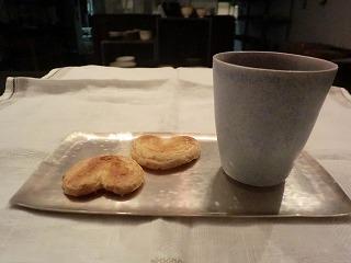 コーヒーのうつわ~on a snowy day~展だより 5_b0132444_22165115.jpg