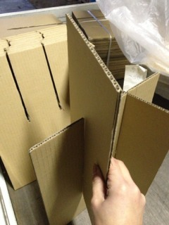 「新しい純米」の出荷のための段ボールづくり_d0007957_23164314.jpg