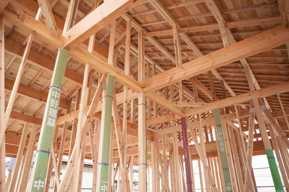 高台の住宅地に建てる木造の家〜その3〜_a0163962_17401149.jpg