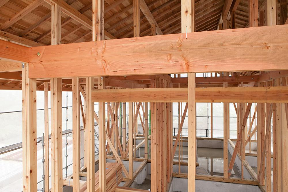 高台の住宅地に建てる木造の家〜その3〜_a0163962_17402279.jpg