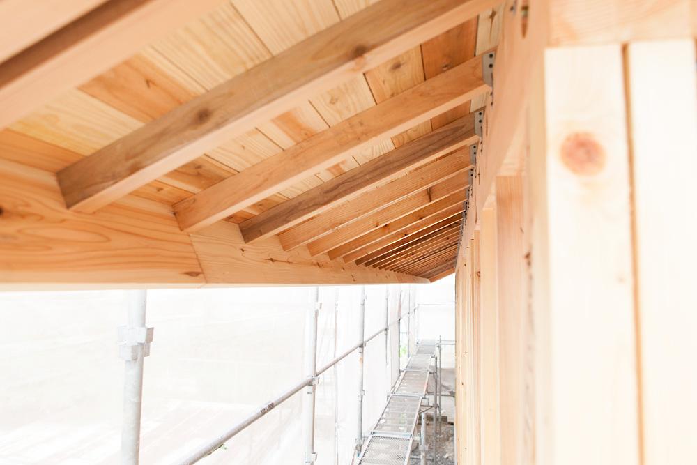 高台の住宅地に建てる木造の家〜その3〜_a0163962_17402556.jpg