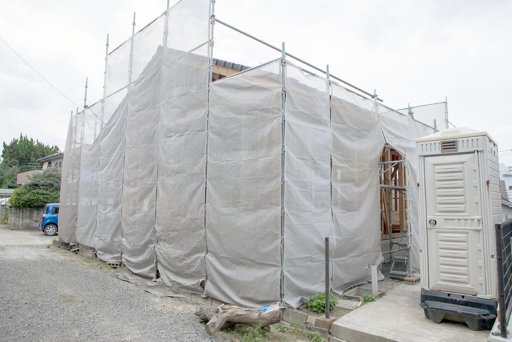 高台の住宅地に建てる木造の家〜その3〜_a0163962_1740952.jpg
