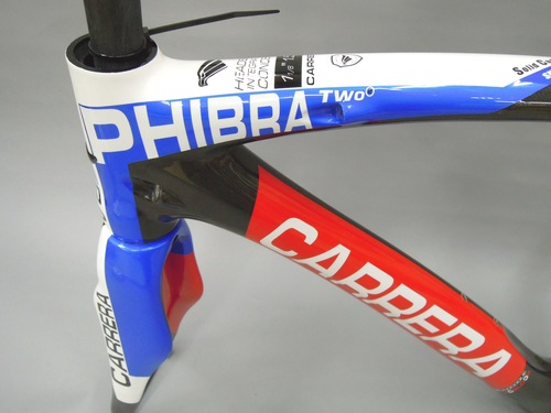 製品のご紹介 2013 CARRERA PHIBRA TWO_d0174462_23495424.jpg