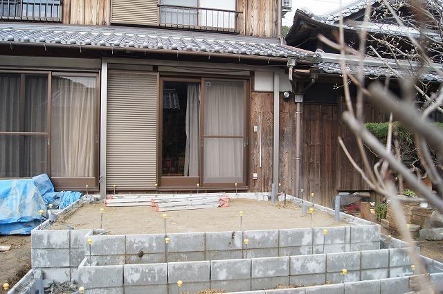 庭の工事 6_e0181373_211476.jpg