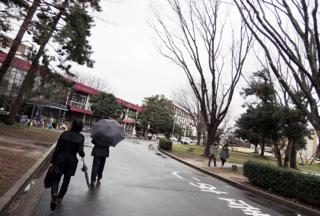 雨の中でのスタートでしたが撮影のほとんどが室内...._b0194185_20341892.jpg