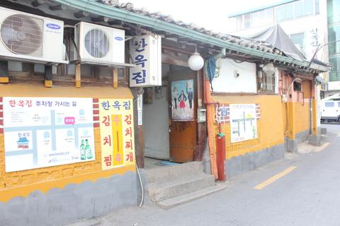 ソウルの「ハノッチッ」でキムチチムとキムチチゲ_a0223786_10334299.jpg