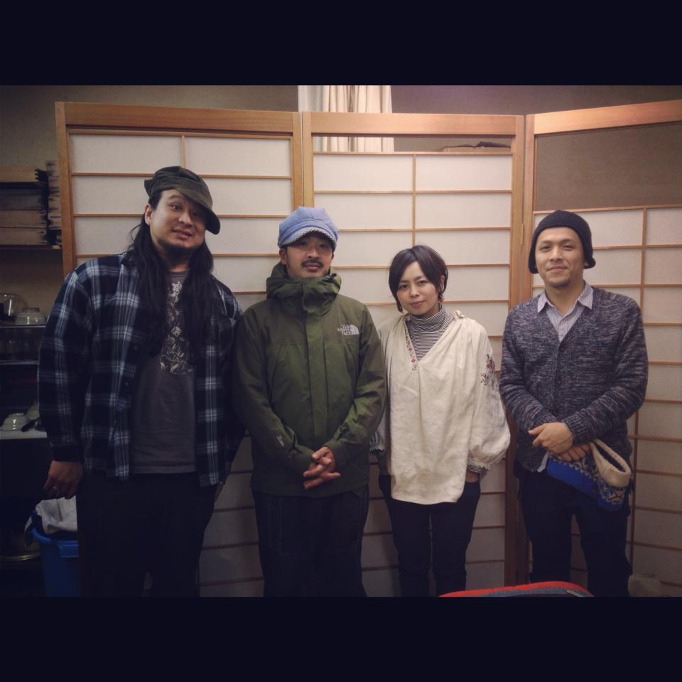歌い初め at 大阪・池田ばんまい_f0223097_013325.jpg