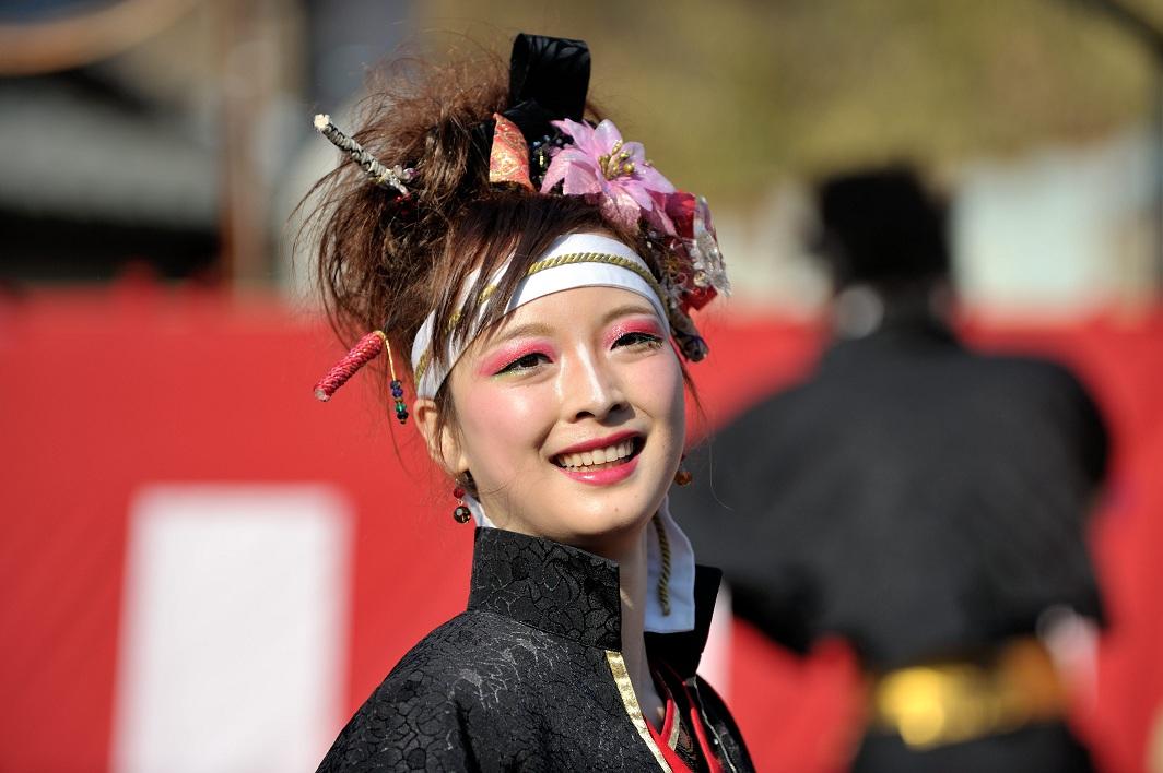 第14回吾妻さんよさこいパレード「銀輪舞隊」_f0184198_2365863.jpg