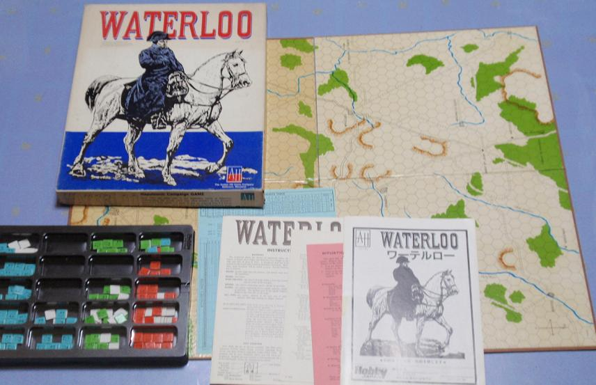 AH「Waterloo」をソロプレイ①_b0162202_19291141.jpg