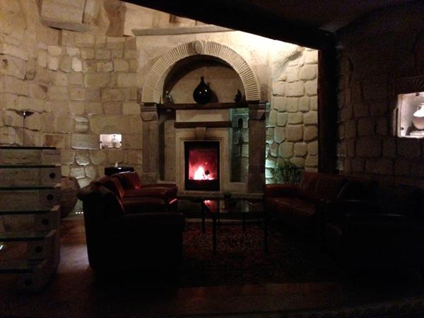 トルコ旅行   ギョレメの洞窟ホテル_e0154202_16393833.jpg