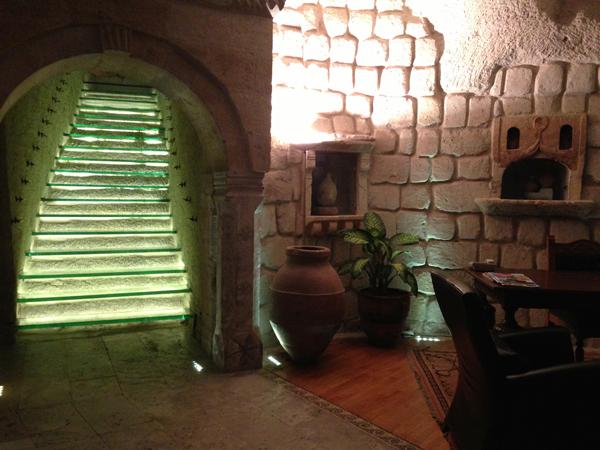 トルコ旅行   ギョレメの洞窟ホテル_e0154202_16402971.jpg