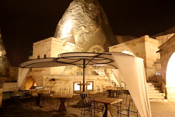 トルコ旅行   ギョレメの洞窟ホテル_e0154202_16405979.jpg