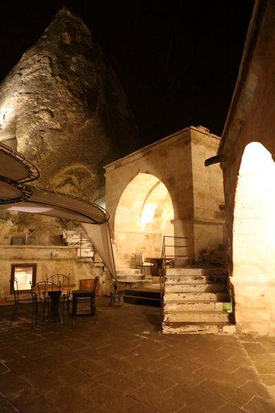 トルコ旅行   ギョレメの洞窟ホテル_e0154202_16434239.jpg