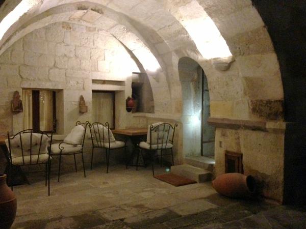 トルコ旅行   ギョレメの洞窟ホテル_e0154202_1647160.jpg