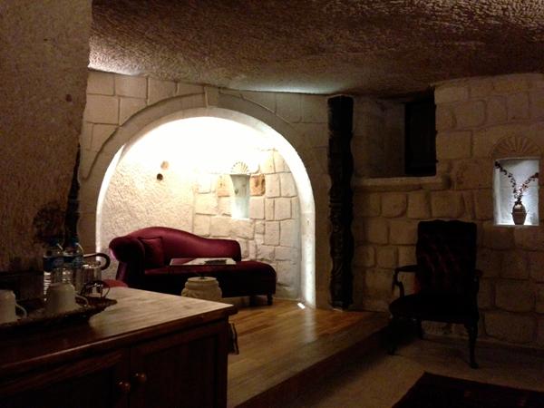 トルコ旅行   ギョレメの洞窟ホテル_e0154202_16481348.jpg