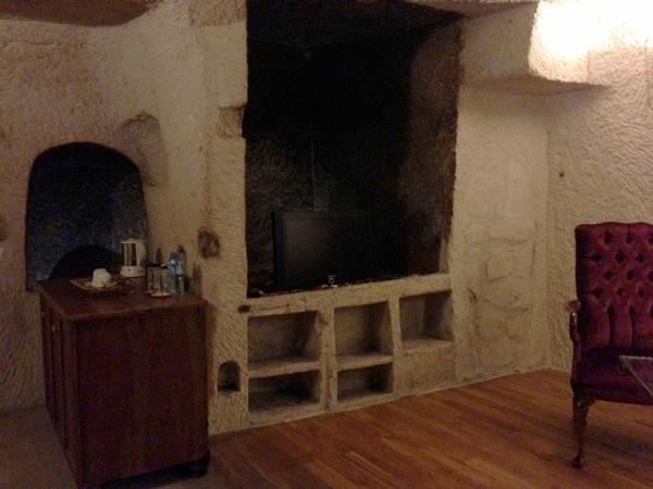 トルコ旅行   ギョレメの洞窟ホテル_e0154202_16485326.jpg