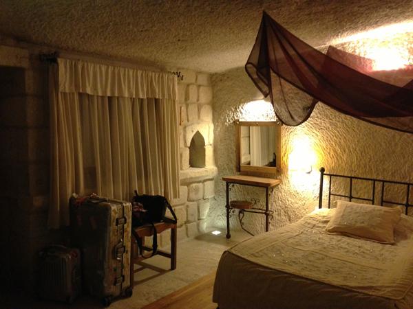 トルコ旅行   ギョレメの洞窟ホテル_e0154202_16502611.jpg