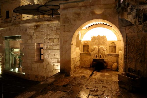 トルコ旅行   ギョレメの洞窟ホテル_e0154202_16522883.jpg