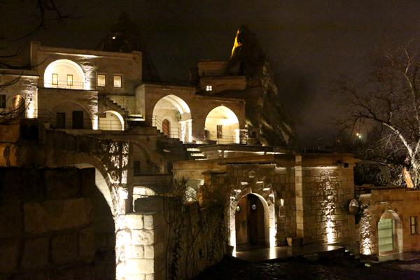 トルコ旅行   ギョレメの洞窟ホテル_e0154202_16583719.jpg