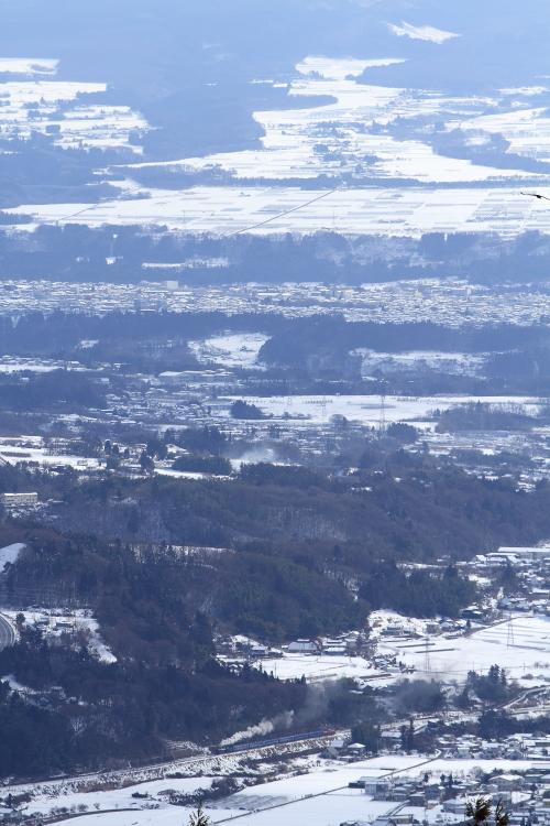 雪の赤城山麓 - 2013年冬・上越線 -  _b0190710_23191695.jpg