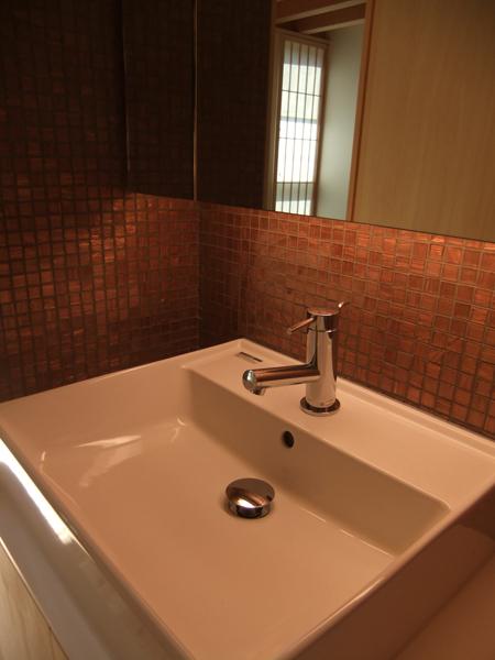 葉山A邸 モザイクタイル選んでます。_c0225122_1765855.jpg