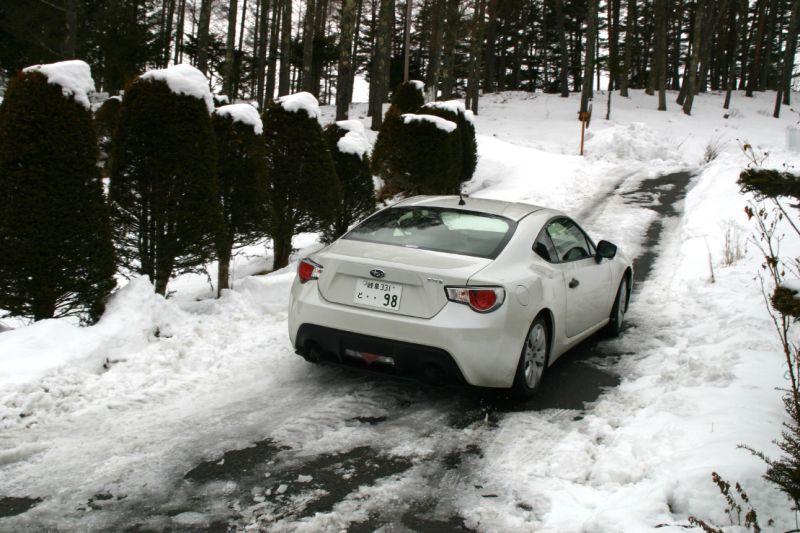 BRZで凍結路面を安全に走る。_f0076731_2112854.jpg