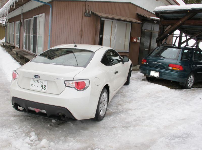 BRZで凍結路面を安全に走る。_f0076731_21222558.jpg