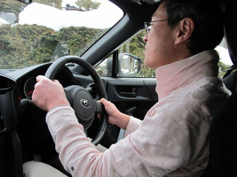 BRZで凍結路面を安全に走る。_f0076731_2185499.jpg