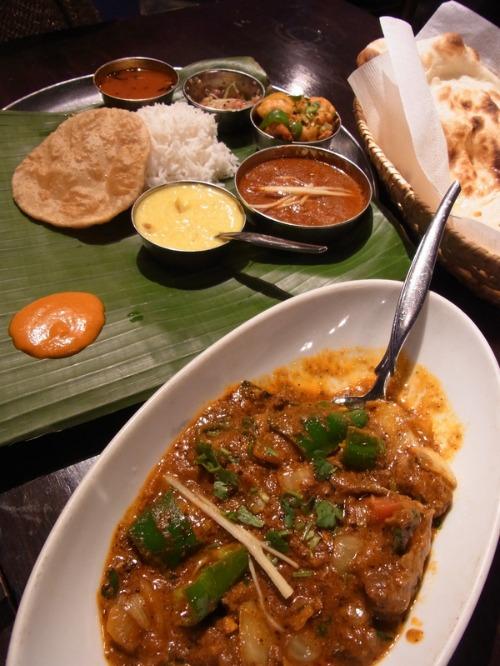 京橋、南インド料理 ダバインディア/Dhaba India _e0044855_2433979.jpg