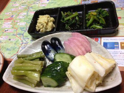 苗場の美味しいご飯屋さん☆ ちゃんこ谷川_c0151965_10335947.jpg